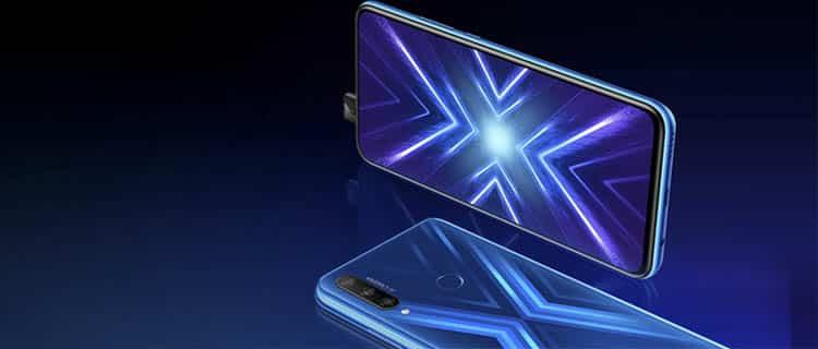 honor 9x huawei. smartphone barato libre.