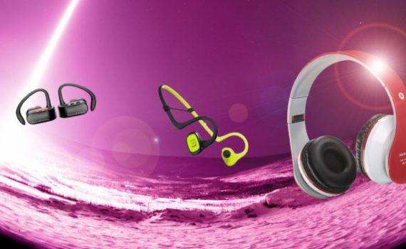 auriculares bluetooth baratos para correr