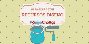 Recursos de diseño gratis: 10 webs que facilitan nuestro trabajo