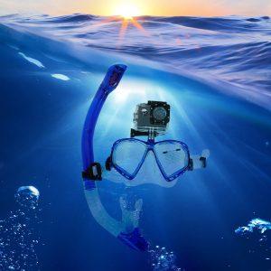 ▷ Accesorios de buceo para cámaras GoPro y otras cámaras deportivas
