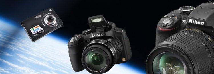 Cómo comprar una cámara de fotos