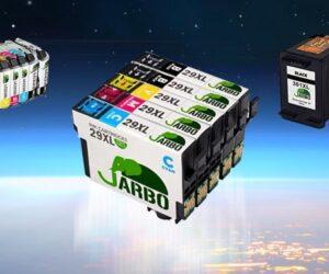 Jarbo: cartuchos de tinta baratos en Amazon