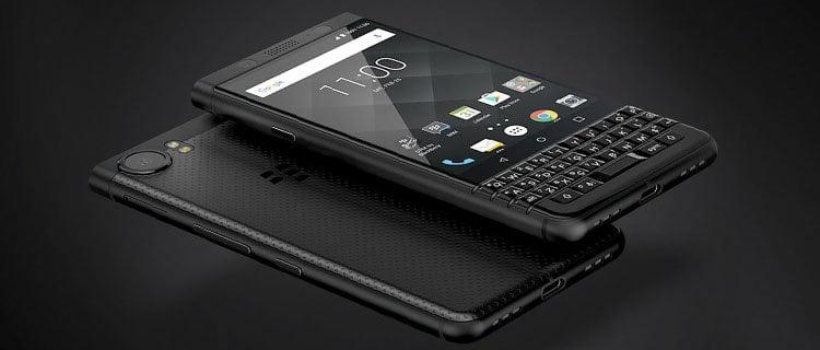 BlackBerry KEYone. Móviles raros, ediciones especiales y smartphones con un toque diferente