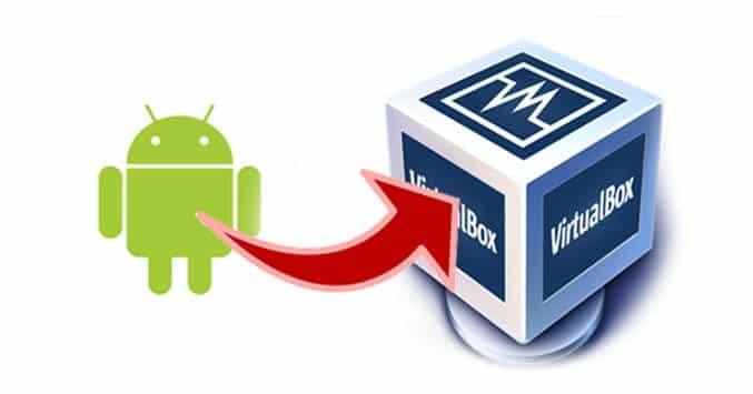 Cómo instalar una máquina virtual Android en VirtualBox