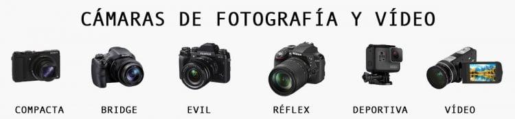 Cómo comprar una cámara