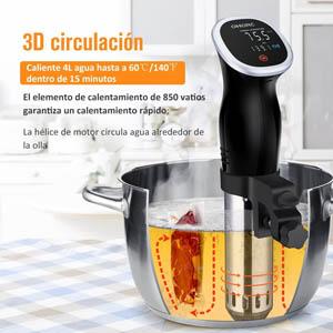 cocinar al vacío: Gadgets útiles y originales que podemos comprar en Amazon