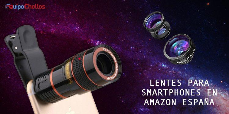 móviles baratos libres online lentes para smartphones