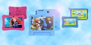 Mejor tablet para niños barata a escoger entre 5 tablets infantiles