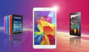 La mejor tablet barata Android por menos de 200€