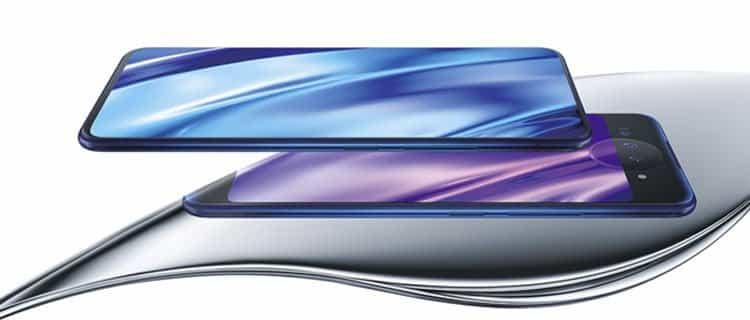 Vivo nNexx 2 dual display. Móviles raros, ediciones especiales y smartphones con un toque diferente