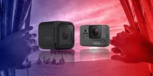 Oferta: Cámara GoPro Hero5 Black con descuento de 39€