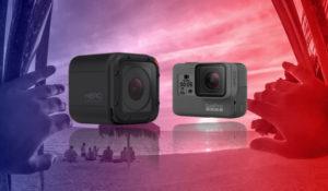 Oferta: GoPro Hero5 Black con accesorios con descuento de 33€