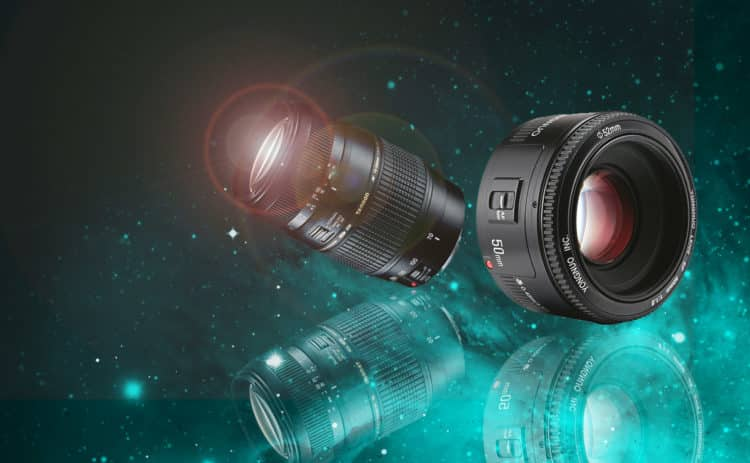 Tipos de objetivos de fotografía: cómo comprar un objetivo réflex barato