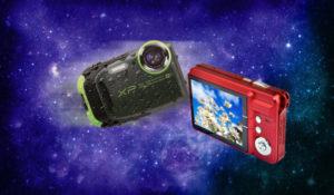 Las 10 mejores cámaras compactas baratas para comprar online