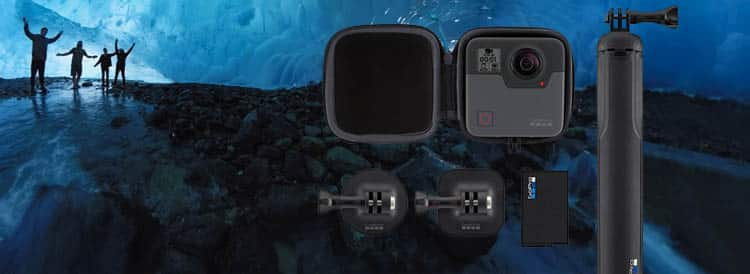 ¿Dónde comprar una cámara GoPro Hero Fusion?
