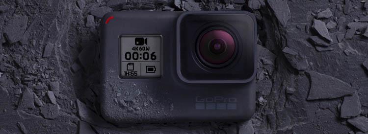 ¿Dónde comprar una cámara GoPro Hero 6 Black?