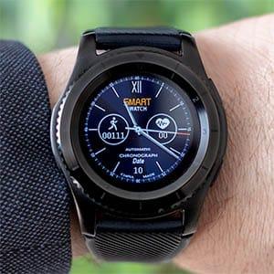 Herederos de Pebble: smartwatches con batería de larga duración