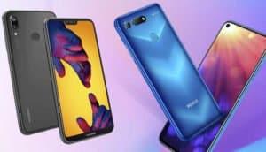 Honor 9X de 48 megapíxeles y los mejores móviles de Huawei