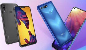 Los mejores móviles Huawei a la venta (actualizado)