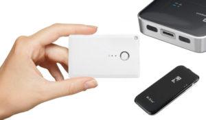 Disco duro con Wifi para fotografía, smartphones y ordenador