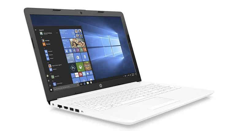HP Notebook 15-db0045ns: Mejores portátiles baratos y de gama media entre 14 y 15 pulgadas