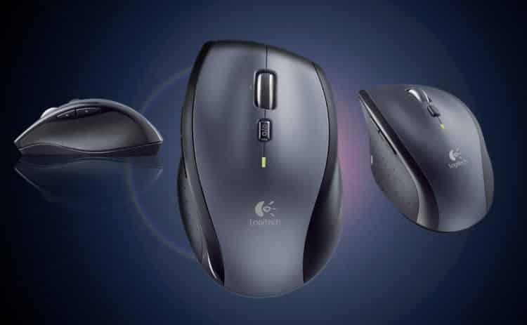 Mejor ratón para ordenador: Ratón inalámbrico Logitech M705 Marathon