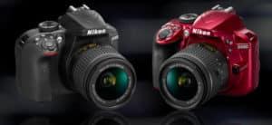 Nikon D3400 es la mejor cámara réflex para principiantes en 2018
