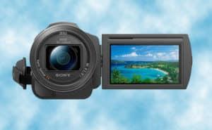 Sony Handycam® HDR-CX240E con sensor CMOS Exmor R®: 24% de descuento