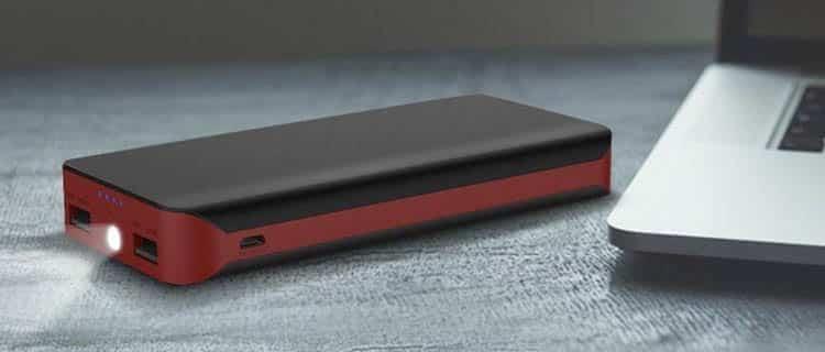 13 baterías externas para móviles baratas y con estilo