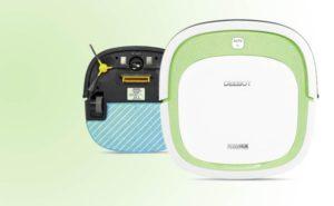 Ecovacs Deebot Slim DA60 y cuál es el mejor robot aspirador calidad precio