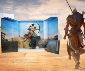 Unboxing Assassin's Creed Origins - Dawn of the Creed Edition Collector's Case