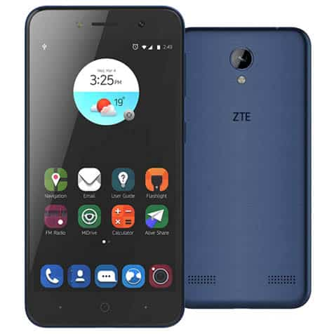 ZTE Blade A520: Descubre los mejores teléfonos baratos por menos de 100€