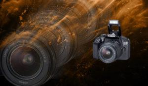 Comprar cámara de fotos réflex barata en Amazon España