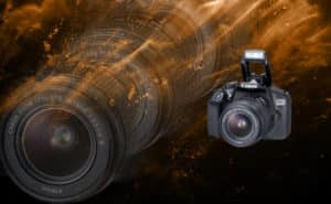Oferta réflex Canon EOS 200D: ahorra 167€