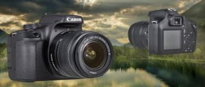 ¡Descuento 33%! Canon EOS 4000D + objetivo EF-S 18-55mm III