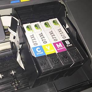 Comprar cartuchos de tinta baratos en Amazon marca Jarbo