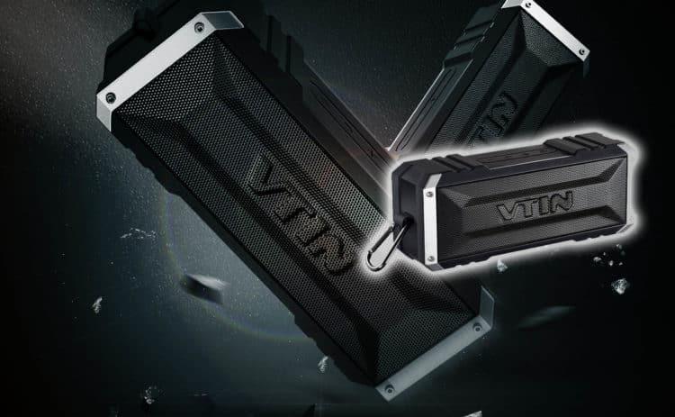 ¿Quieres comprar el Vtin Punker? El altavoz estéreo Bluetooth más vendido de Amazon