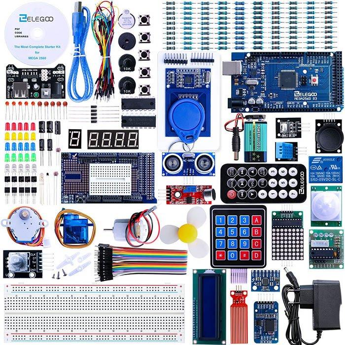 Comprar Arduino MEGA 2560 R3 barato
