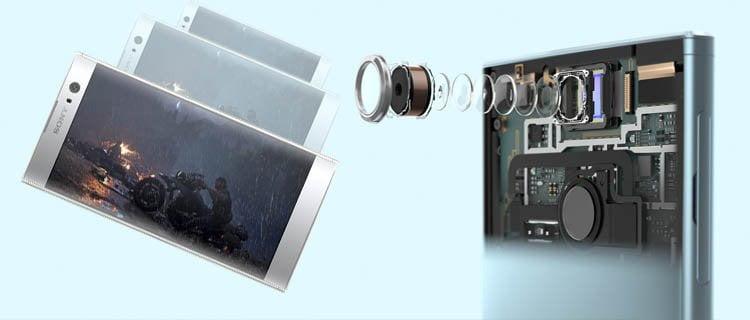 sony xperia xa2: Smartphones baratos de gama media con mejor cámara (Actualizado)