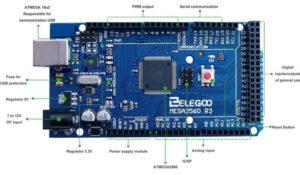 Comprar Arduino MEGA 2560 R3 barato de oferta en Español