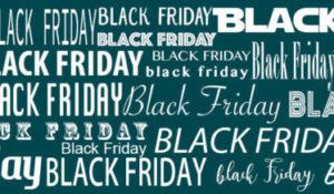 Avance de ofertas de la semana del Black Friday de Amazon España