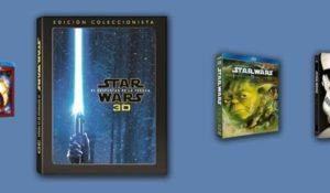 Comprar películas DVD y Blu-Ray baratas en Amazon durante Black Friday
