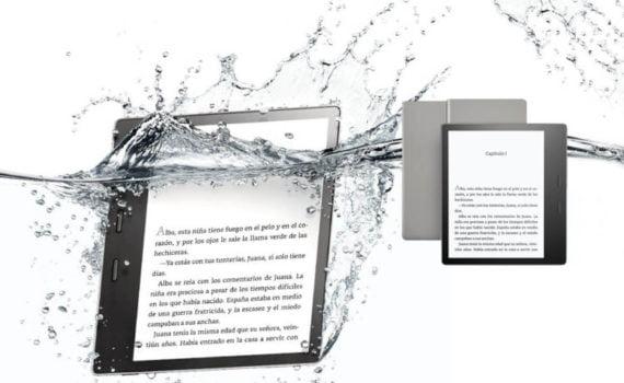 Kindle Oasis (2017): El nuevo libro electrónico de Amazon