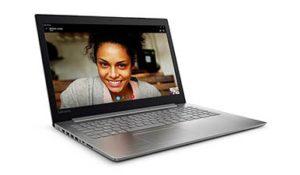 22% de descuento en portátil Lenovo IdeaPad 320 color blanco