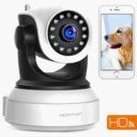 Cámara de vigilancia con visión nocturna Yi HD 1080P 38% descuento