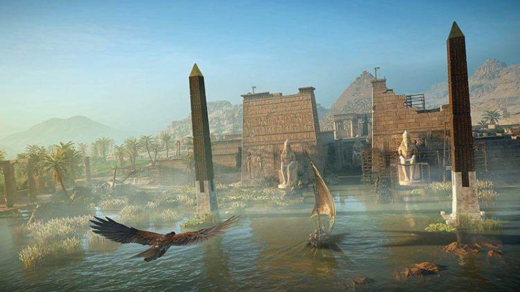 Assassin's Creed Origins - mejores juegos para PS4 y Xbox One