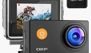 Cámara deportiva Full HD 1080p APEMAN A60 con descuento del 25%
