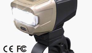 Luz de bicicleta Aglaia con código de descuento del 30%