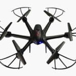 Mini Dron plegable H815 RC. Cuadricóptero con 54% de descuento.