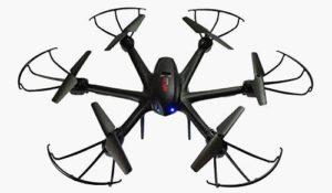 Mini Dron plegable H815 RC. Cuadricóptero con 51% de descuento.